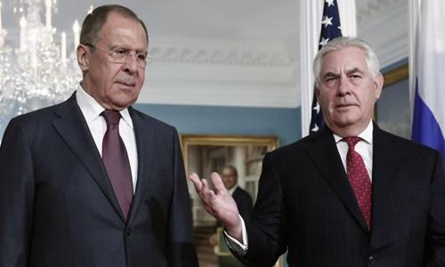 Ngoại trưởng Nga tin Mỹ sẵn sàng tiếp tục đối thoại