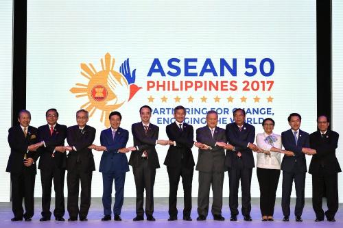 ASEAN lên án Triều Tiên đe dọa hoà bình thế giới