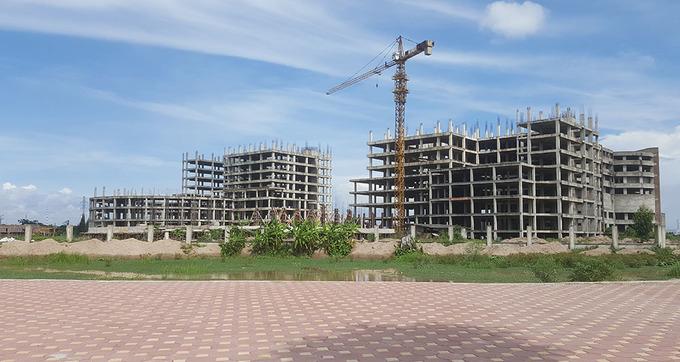 Dự án bệnh viện 850 tỷ bỏ hoang ở Nam Định - Ảnh minh hoạ 9