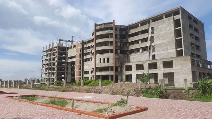 Dự án bệnh viện 850 tỷ bỏ hoang ở Nam Định - Ảnh minh hoạ 3