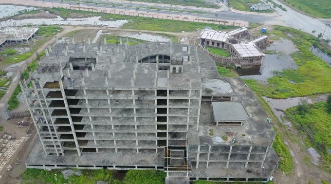 Dự án bệnh viện 850 tỷ bỏ hoang ở Nam Định - Ảnh minh hoạ 2