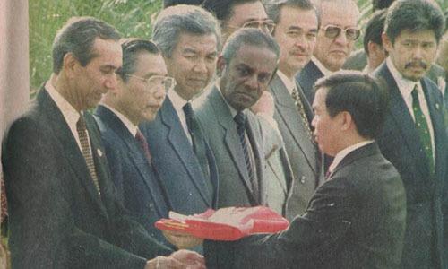 Trắc trở vào phút chót khi Việt Nam đàm phán gia nhập ASEAN 22 năm trước