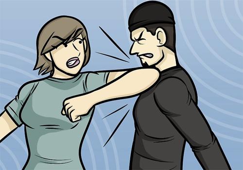 Mẹo giữ mạng sống khi bị côn đồ tấn công - Ảnh minh hoạ 2