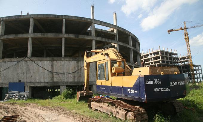 Dự án bệnh viện 850 tỷ bỏ hoang ở Nam Định - Ảnh minh hoạ 8
