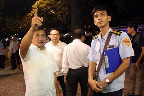 Ong Khuat Viet Hung: Ha Noi dep via he khong on ao nhung hieu qua