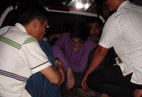 Hàng chục thanh niên vác hung khí từ TP HCM về Đồng Nai đòi nợ - Ảnh minh hoạ 2