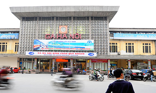 Ý kiến trái chiều về đề xuất di dời ga Hà Nội khỏi nội đô