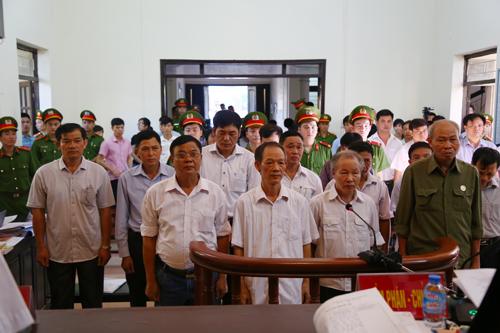 Cán bộ địa chính thao túng đất ở Đồng Tâm bị đề nghị 7-8 năm tù