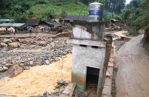 8 người dân Mù Cang Chải vẫn mất tích sau lũ ống - Ảnh minh hoạ 2