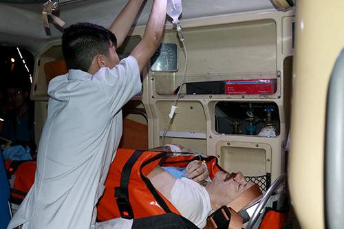 Cứu hộ vượt 140 hải lý giúp người nước ngoài đột quỵ trên biển - Ảnh minh hoạ 2