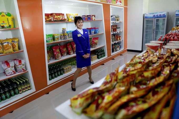 Bị cấm vận, Triều Tiên tăng cường sản xuất hàng hóa nội địa