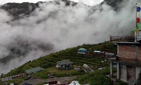 Ấn Độ sơ tán khẩn cấp làng gần biên giới với Trung Quốc.