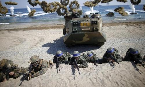 Hàn Quốc dọa đáp trả Triều Tiên ngay lập tức nếu cần