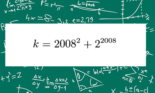 Bài toán một dòng có thể khiến bạn rối trí
