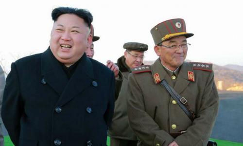 Viên tướng bí ẩn đứng sau chương trình tên lửa Triều Tiên