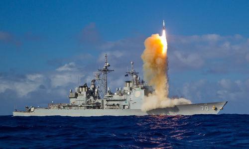 Lá chắn bảo vệ Guam trước tên lửa đạn đạo Triều Tiên