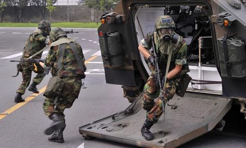 Mỹ - Hàn Quốc chuẩn bị tập trận chung giữa căng thẳng với Triều Tiên
