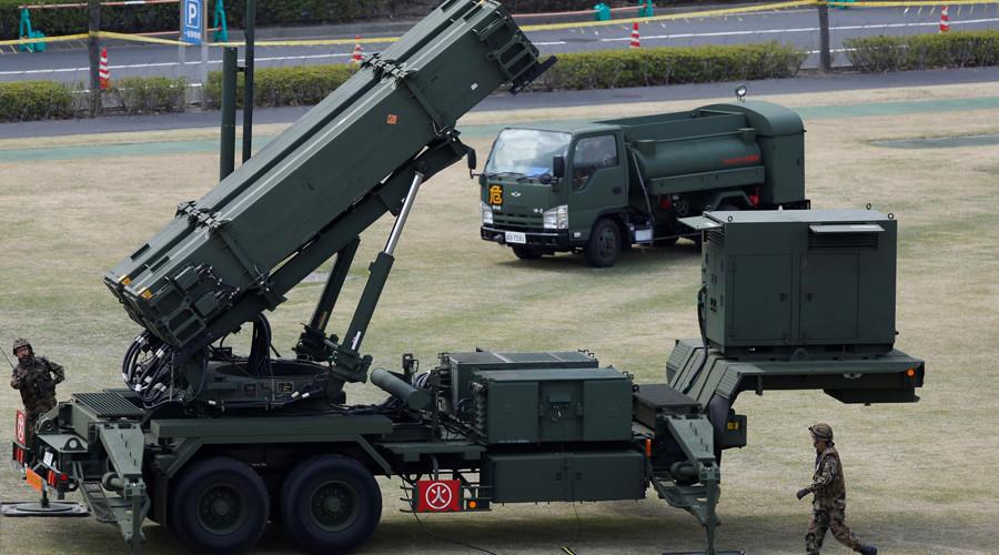 Nhật triển khai hệ thống đánh chặn tên lửa trong đêm