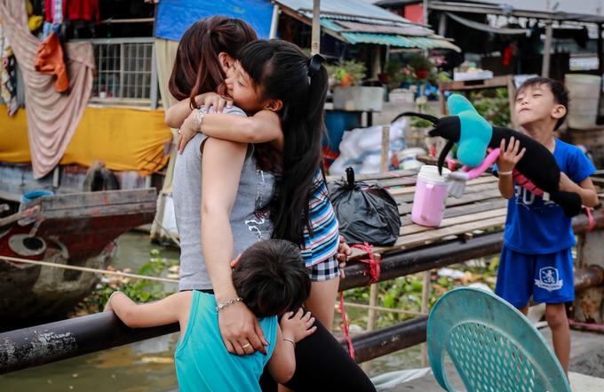 Cuộc sống thương hồ hơn 10 năm của gia đình ở Sài Gòn - Ảnh minh hoạ 9