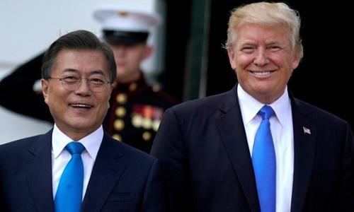 Triều Tiên nói Hàn Quốc 'cúi đầu trước ông chủ Mỹ'