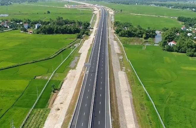 Ba dự án giao thông trọng điểm quốc gia thông xe