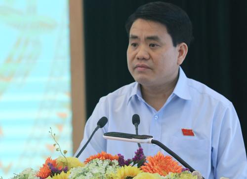 Ông Nguyễn Đức Chung: 'Tôi nhận trách nhiệm chậm xử lý nhà 8B Lê Trực'