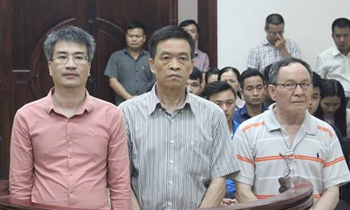 Giang Kim Đạt bị y án tử hình