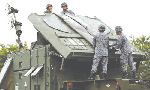 Nhật phát triển radar săn máy bay tàng hình Nga, Trung