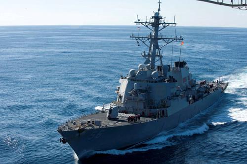 Giả thuyết về nguyên nhân chiến hạm Mỹ liên tục va chạm tàu hàng