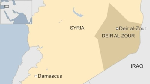 Nga diệt hơn 200 phiến quân IS trong một đợt không kích