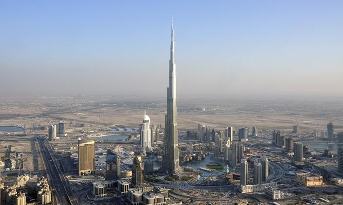 10 tòa nhà chọc trời cao nhất thế giới