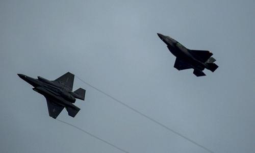 Mỹ sẽ có 100 tiêm kích F-35 gần Triều Tiên trong 4 năm tới