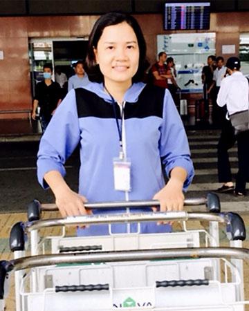 Nữ nhân viên hàng không trả hơn nửa tỷ đồng cho hành khách