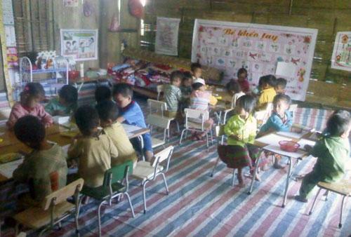 Cô giáo mầm non rời thành phố lên dạy học ở vùng biên - Ảnh minh hoạ 3