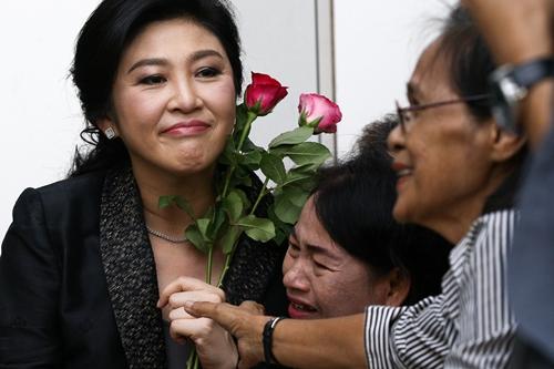 Thái Lan thắt chặt kiểm soát biên giới, truy lùng bà Yingluck