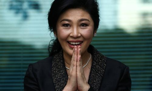 Cựu thủ tướng Yingluck có thể đã trốn sang Dubai