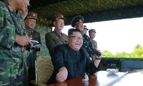 Quân bài khiến Triều Tiên chiếm thế thượng phong trước Mỹ