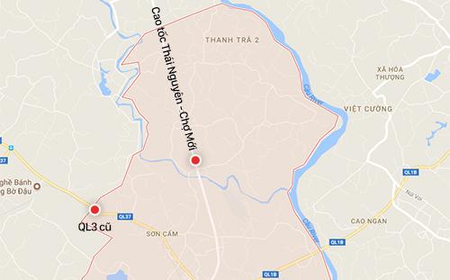 Đoàn ôtô diễu hành kiến nghị dỡ trạm BOT ở Thái Nguyên - Ảnh minh hoạ 2