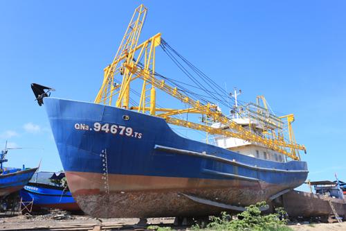 Ngư dân thắng kiện công ty đóng tàu vỏ thép
