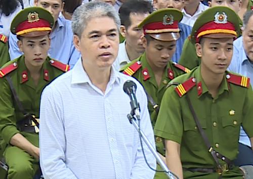 Đại án OceanBank: Cựu diễn viên Hồng Tứ nức nở trước tòa - Ảnh minh hoạ 2