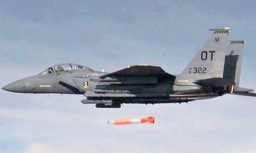 Mỹ thử nghiệm bom hạt nhân chiến thuật