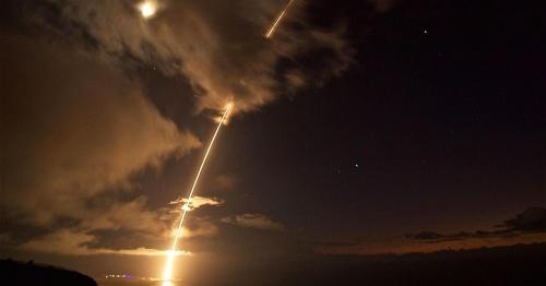 Mỹ bắn rơi tên lửa ngoài khơi Hawaii trong cuộc thử nghiệm