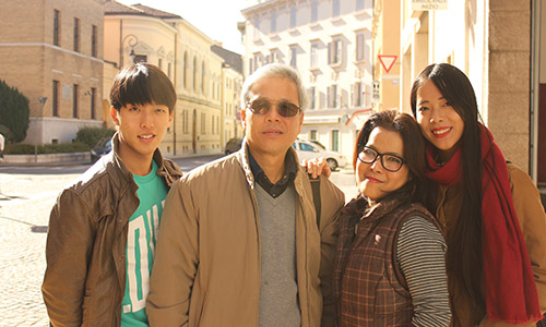 Chàng trai Ý gốc Việt muốn tìm cách giúp quê hương hút du khách - Ảnh minh hoạ 2
