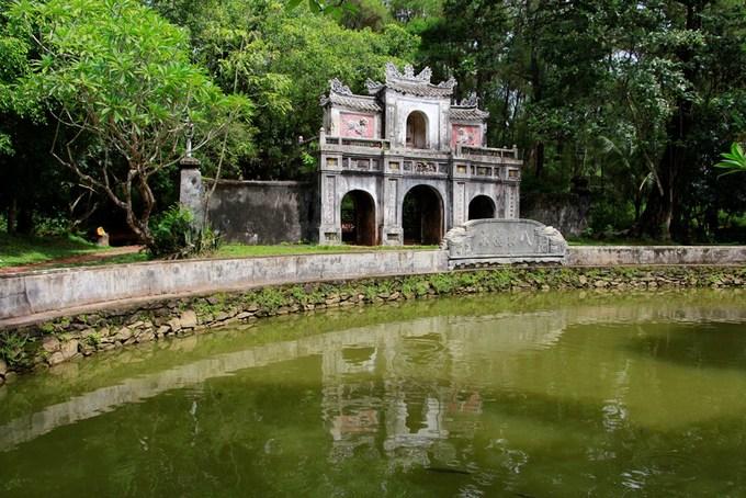 Ngôi chùa Thiền sư Thích Nhất Hạnh sẽ nghỉ dưỡng khi về Huế
