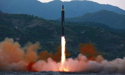 Việt Nam quan ngại trước việc Triều Tiên phóng tên lửa qua Nhật