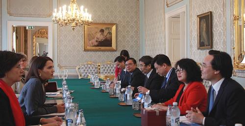 Việt Nam có thể nhập khẩu chương trình đạo tạo của Phần Lan