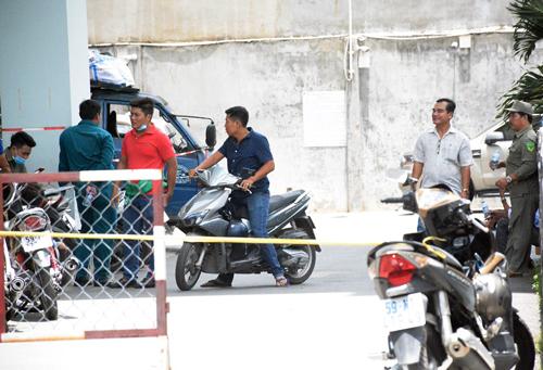 Thi thể thanh niên trong bao nylon ở chung cư Sài Gòn