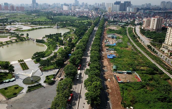 Tám dự án giao thông cấp bách ở Hà Nội - Ảnh minh hoạ 4