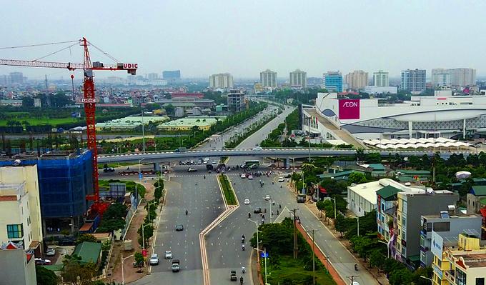 Tám dự án giao thông cấp bách ở Hà Nội - Ảnh minh hoạ 3