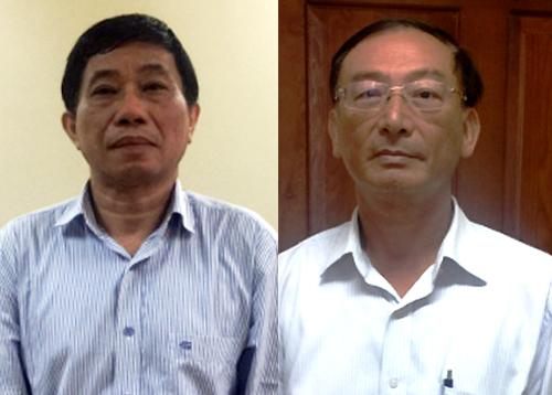 Phó tổng giám đốc Tập đoàn Dầu khí Việt Nam bị bắt